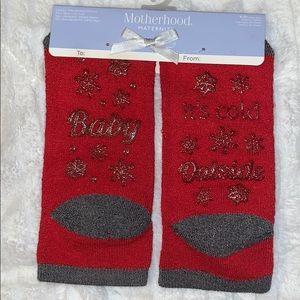 Motherhood maternity socks